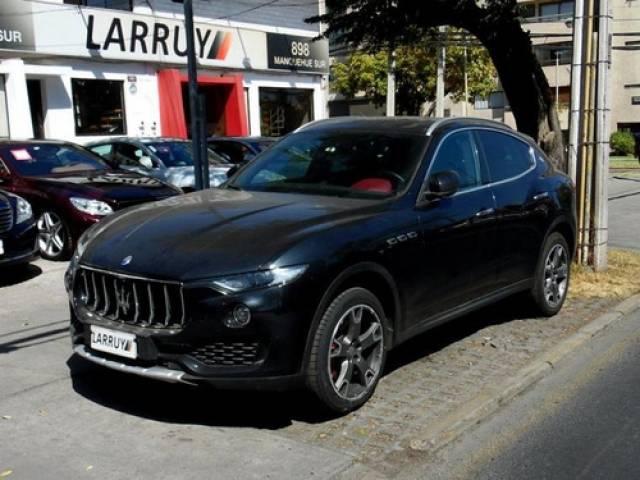 Maserati Ghibli Q4 4x4 3.0 Aut usado dirección asistida Las Condes