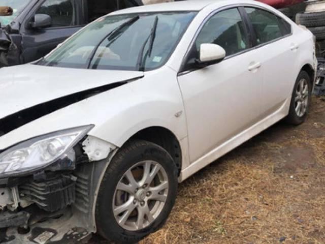 Mazda Mazda 6 desarme 6v 2.0 automático chocado usado $3.000.000