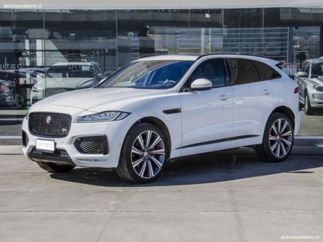 Jaguar F-Type 3.0 S/C usado dirección asistida $54.990.000