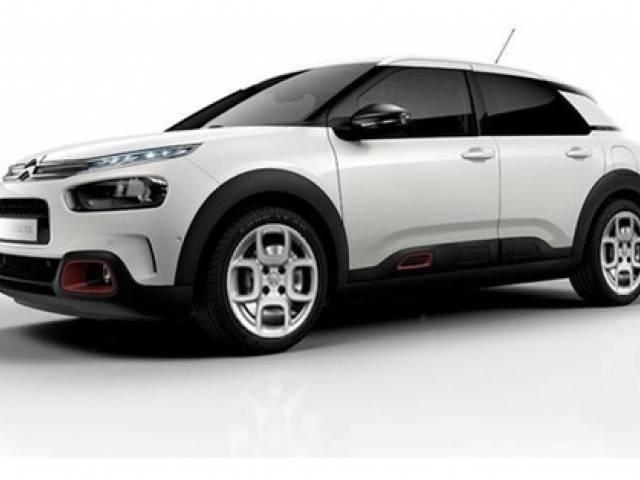 Citroën C4 Cactus New C4 Cactus 1.5 BlueHDi 100 S&S BVM6 Feel 2020 Delantera diésel $13.690.000