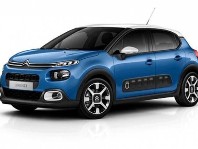 Citroën C3 Citroen C3 1.5 BlueHDi 100 S&S BVM Feel 0 kilómetros azul $11.790.000