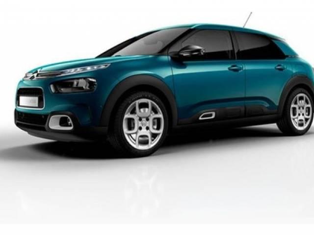Citroën C4 Cactus New C4 Cactus 1.5 BlueHDi 100 S&S BVM6 Feel Nuevo diésel dirección mecánica Talca