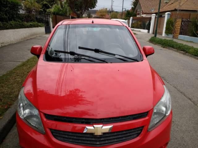 Chevrolet Sail Sail 1.4 usado bencina 51.000 kilómetros $4.100.000