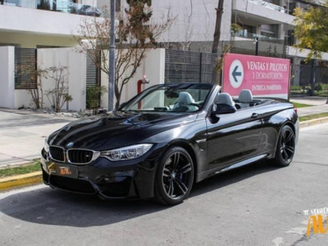 BMW M4 Cabriolet 2015 automático gasolina sin plomo $39.490.000