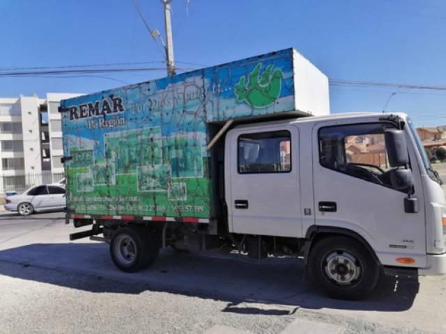 JAC URBAN HFC 1042 2017 La Serena