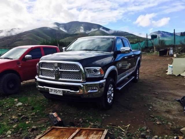 RAM 2500 diésel 2017 automático La Serena