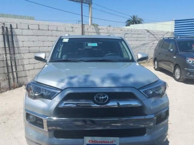 Toyota 4Runner Limited usado 18.600 kilómetros La Serena