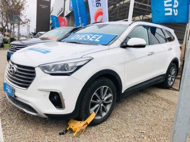 Hyundai Santa Fe 2.2 Diésel Automático 2018 $23.980.000